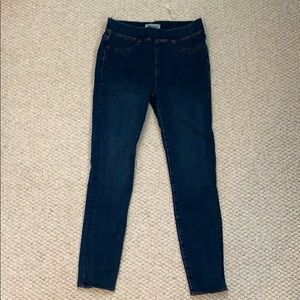 NWT Madewell Pull-on Jeans